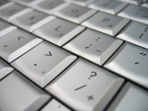 keyboard-question mark