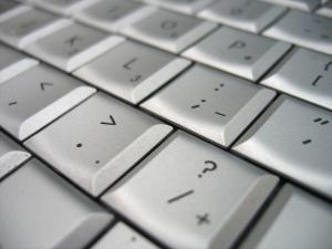 keyboard-question mark